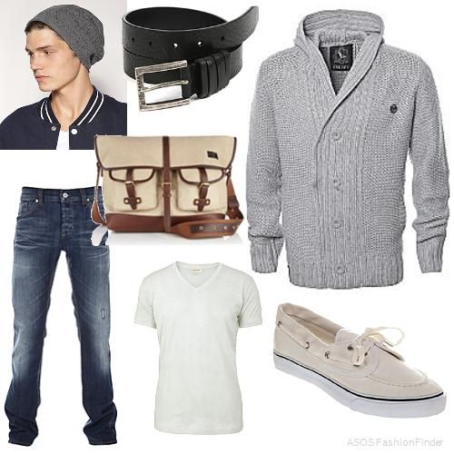Transitional Knits | Men's Outfit | ASOS Fashion Finder