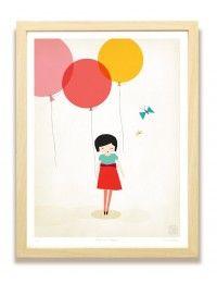 Little One Balloon 2013