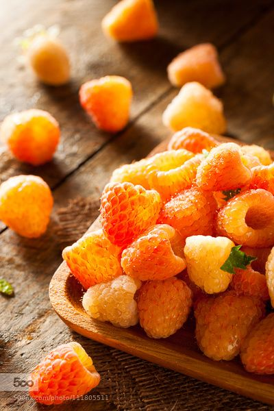 Sunshine Raspberries