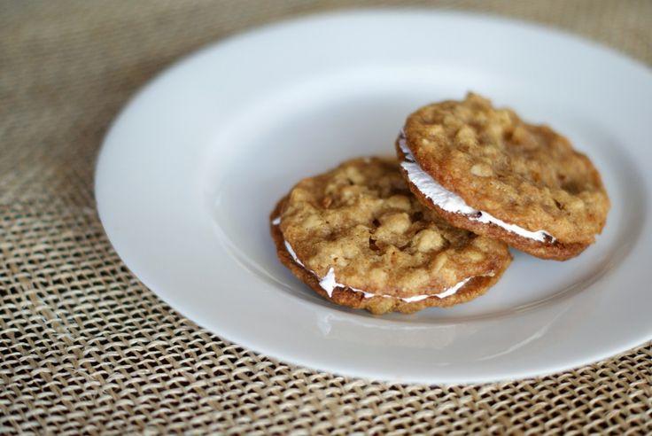 Oatmeal Cream PiesCookies Barse Brownies, Oatmeal Cream Pies
