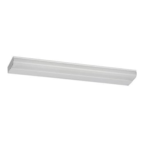 Afx t8u32 1 light 48 traditional under cabinet fluorescent light afx t8u32 1 light 48 traditional under cabinet fluorescent light bar white steel aloadofball Image collections