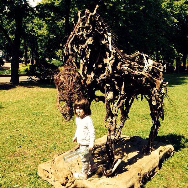 Деревянная лошадь