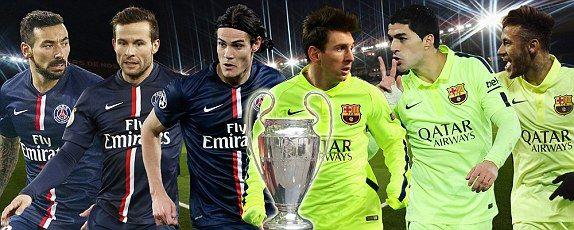 PSG vs Barcelona UEFA Champions League LIVE score: Plus Porto vs Bayern Munich | Daily Mail Online