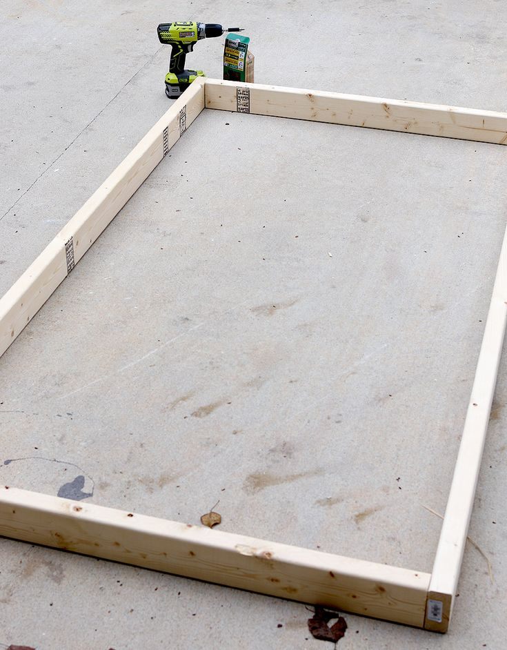 DIY Twin Platform Bed | home idea and pretty things | Twin ...