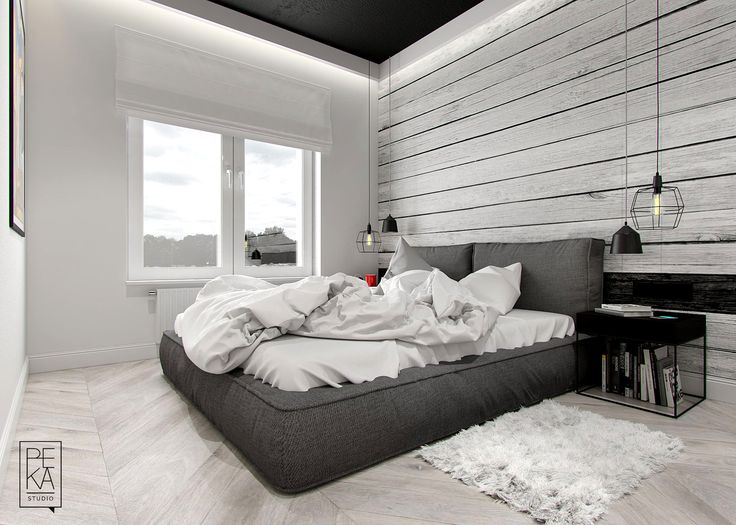 Bedroom by PEKA STUDIO
