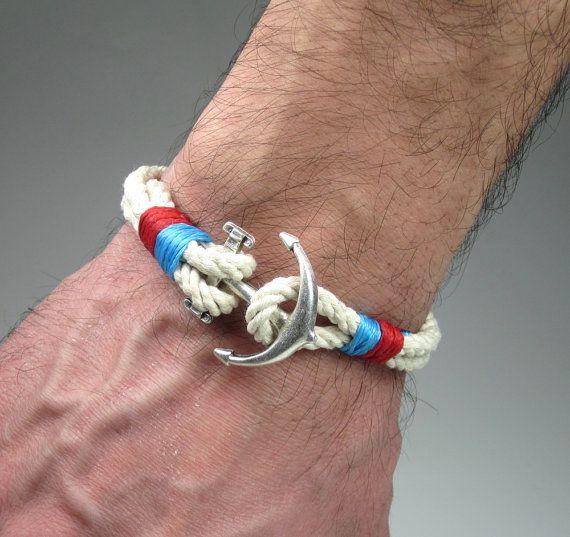 les 25 meilleures id es de la cat gorie bracelets d 39 ancrage sur pinterest bracelet r aliser. Black Bedroom Furniture Sets. Home Design Ideas