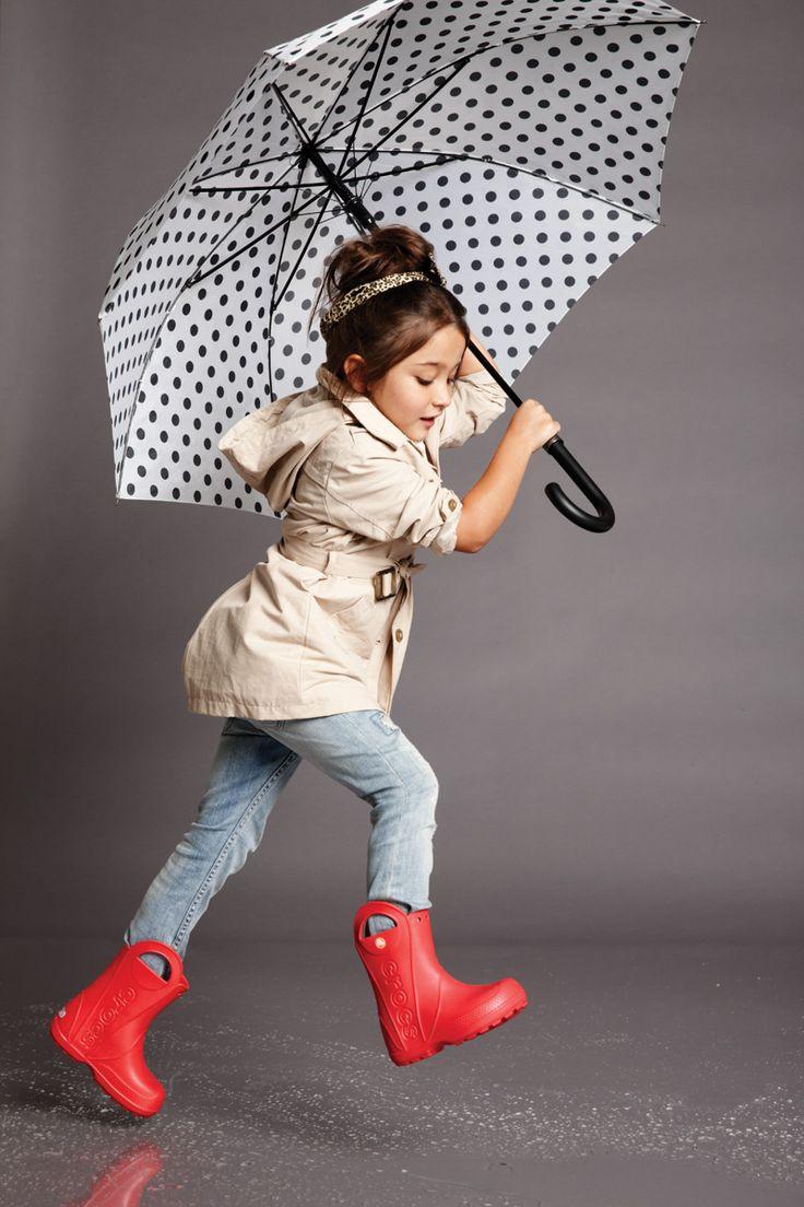Kid's Handle It Rain Boot Crocs