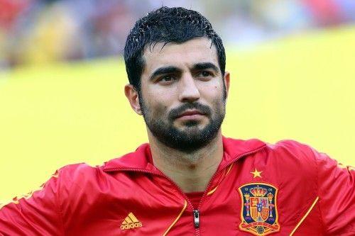 Raul Albiol Spain National Team World Cup 2014 .. http://sdgpr.com/raul-albiol.html