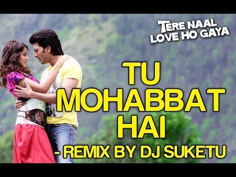 Watch Atif Aslam in this video song 'Tu Mohabbat Hai (Remix)' from the romantic comedy Movie 'Tere Naal Love Ho Gaya'.