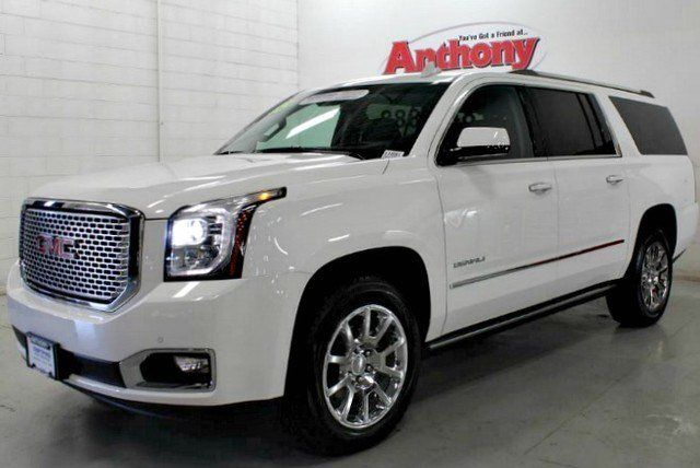 GM Certified Pre-Owned Used 2015 GMC Yukon XL Denali offered at $65,990, or $1,045 a month in Gurnee, IL | Anthony Auto Group
