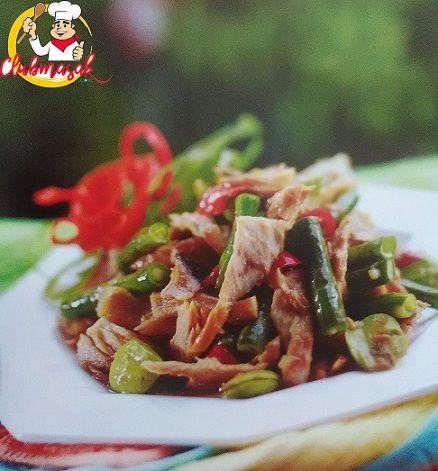 Resep Tumis Kacang Panjang& Peda, Resep Masakan Serba Tumis, Club Masak