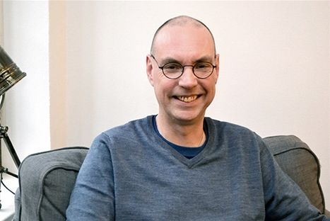 Per Ola Thornell, som bland annat erbjuder kurser och konsultationer i hypnos.