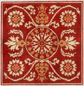 First Needlepoint Project: The Caron Collection Online Class there are a lot of free online classes here