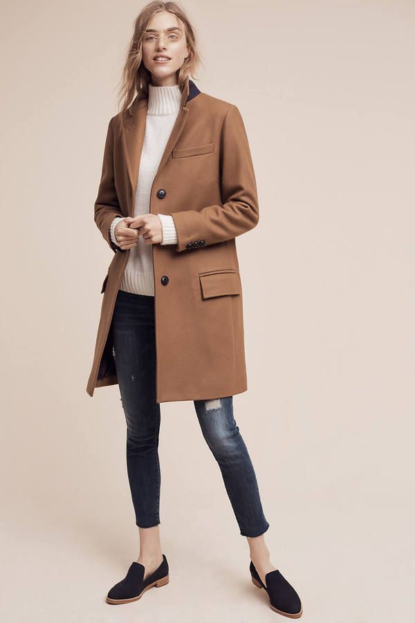 gloverall parker coat