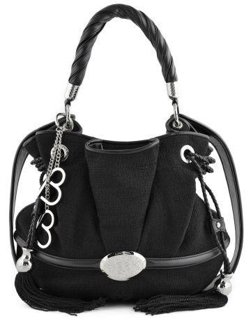 1f722f9de54 Sac Lancel noir Brigitte bardot A04657 (750€)