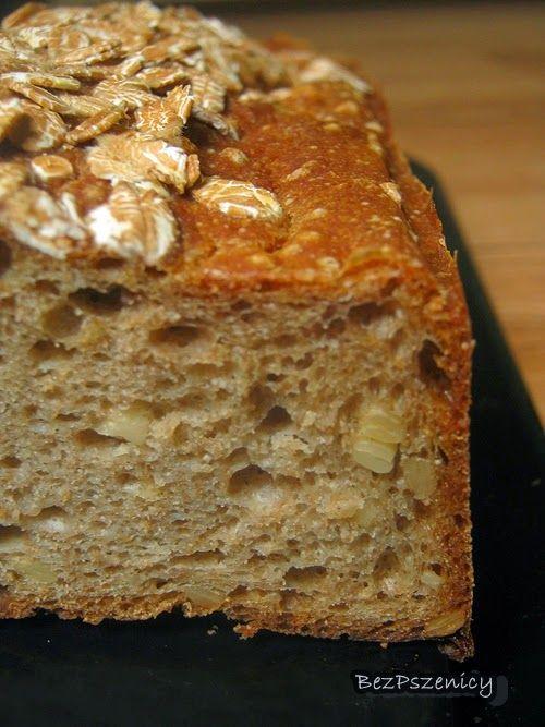 Bez Pszenicy: Chleb orkiszowo-żytni na zakwasie, słonecznikowy