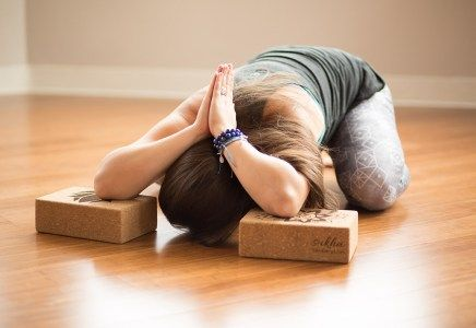 7 Restorative Yoga Poses to Calm the Mind and Relax the Body