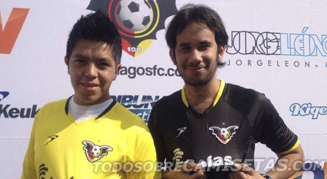 Camiseta Keuka de Murciélagos FC 2014/2015 - Todo Sobre Camisetas