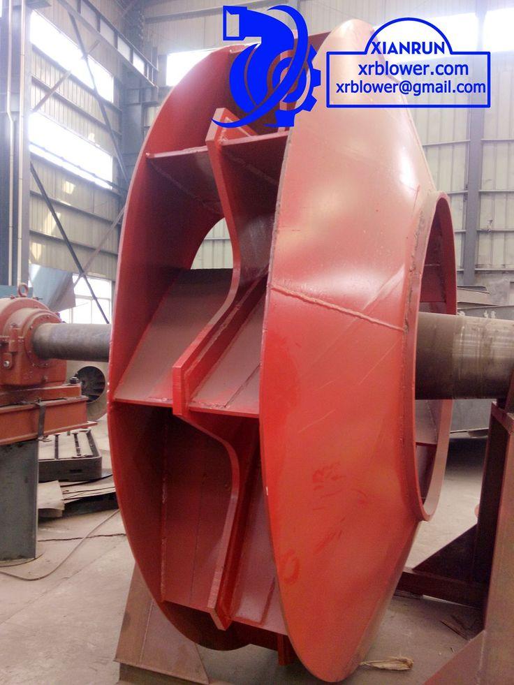 xianrun blower fan impeller, large airflow blower wide application in cement plant, steel factory, industrial boilers, more needs, check lxrfan.com, xrblower.com, xrblower@gmail.com
