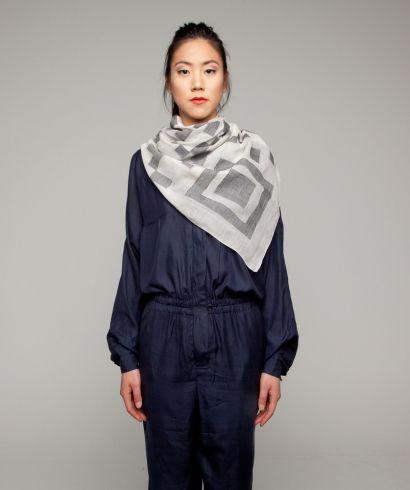 Florenz hand woven scarf