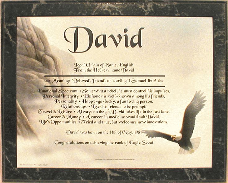 Eagle Gifts Galore/Name Meaning Plaque | Names | Pinterest ... - photo#1