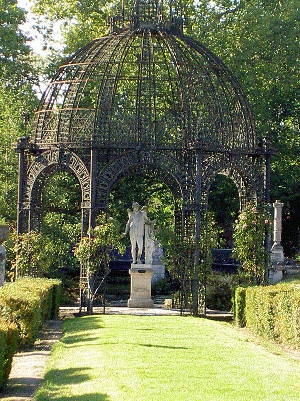 Parc du château de Chantilly, Chantilly, France