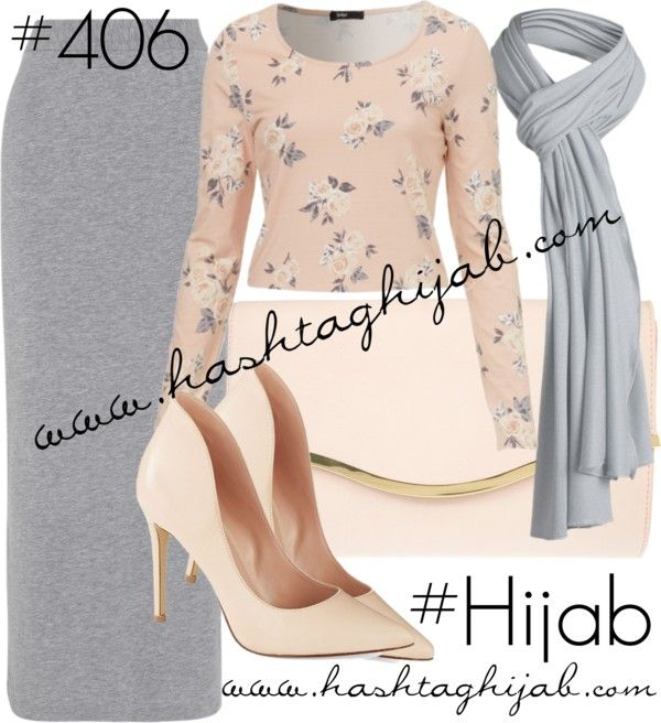 Hashtag Hijab Outfit #406