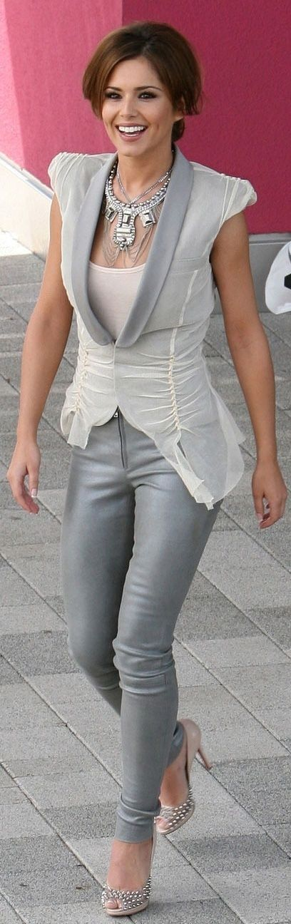 Cheryl Cole Street Fashion....  Just gorgeous!