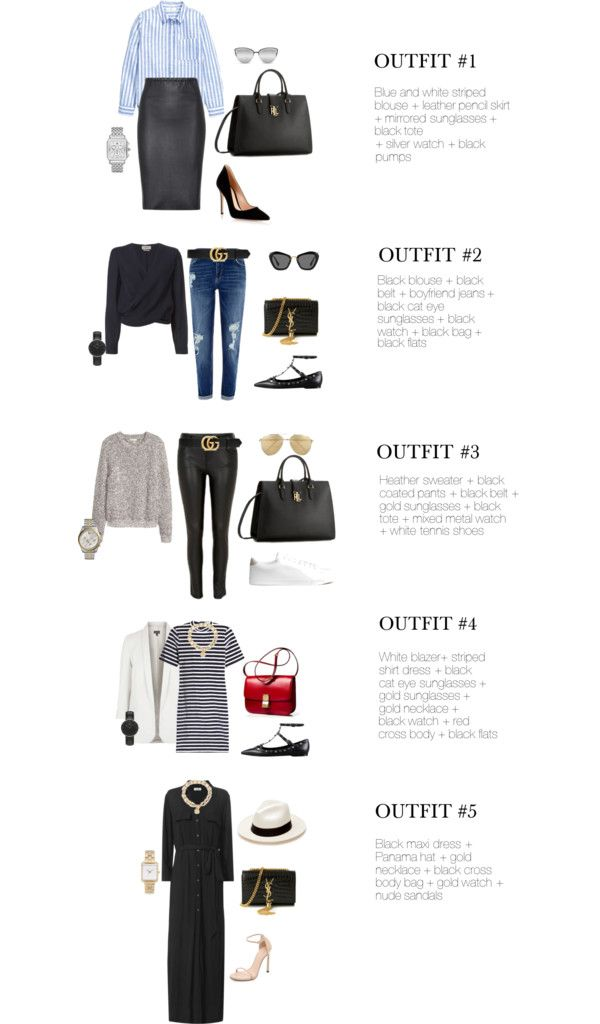 10 Transitional Outfits | Chic Street Style | Bloglovin'
