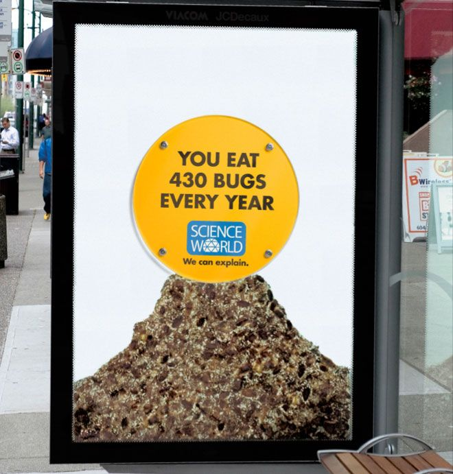 interesting science facts on billboards science world vancouver bc outdoor ooh ads rethink (7)