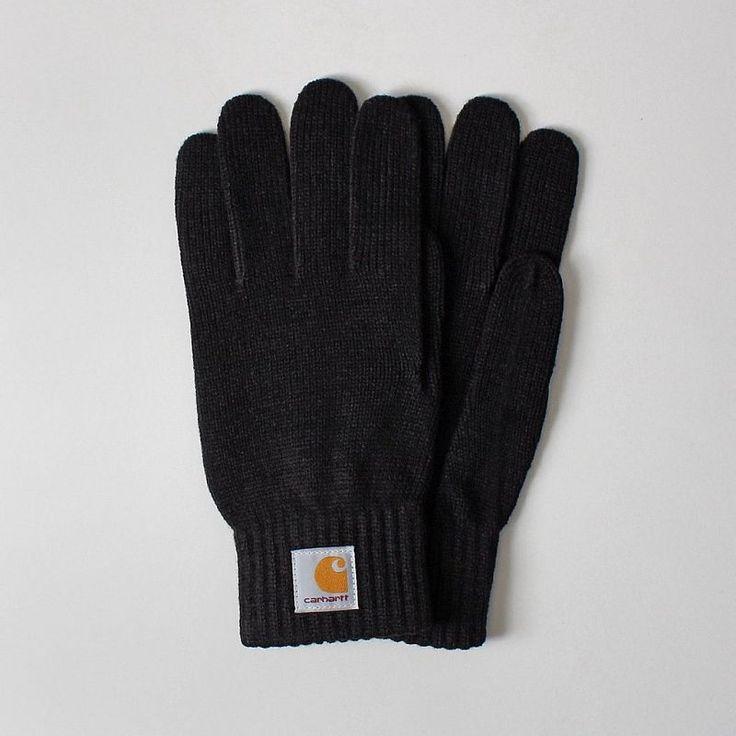 Перчатки Carhartt WIP Watch Gloves Black  Перчатки вязаные 100% Акрил Страна - производитель - Тайвань  Carhartt WIP — европейское подразделение американской компании Carhartt, которая с конца 19 века производит рабочую одежду. Carhartt WIP с 1997 года выпускает коллекции для европейского рынка, в которых адаптирует классические предметы американской рабочей одежды для современной городской среды, сохраняя высокие стандарты качества, долговечности и удобства.  1690 руб…