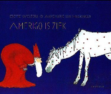Het paard van Sinterklaas heeft de mazelen.... Wat nu?