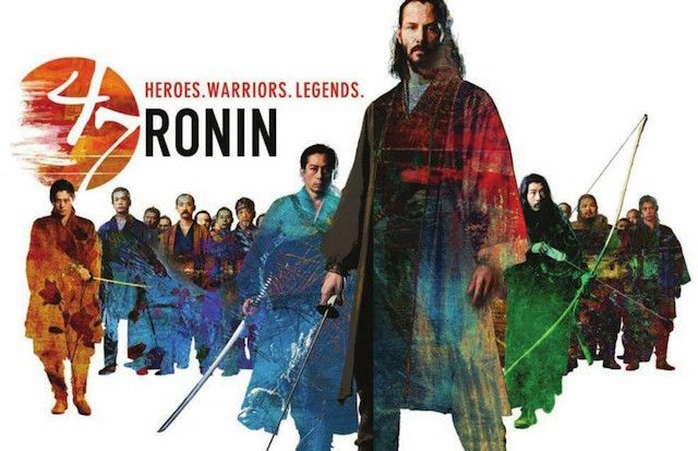 10 Films That Should've Stayed in Development Hell - 47 Ronin