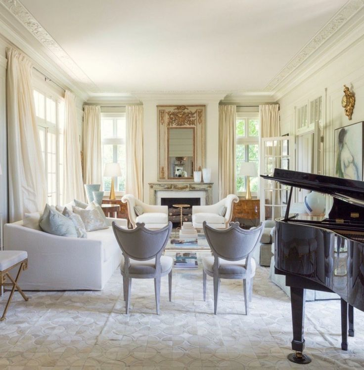 219 Best THE PIANO ROOM Images On Pinterest | Formal Living Rooms, Living  Spaces And Family Rooms Part 27