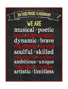 """""""In this music room....""""Free printable"""