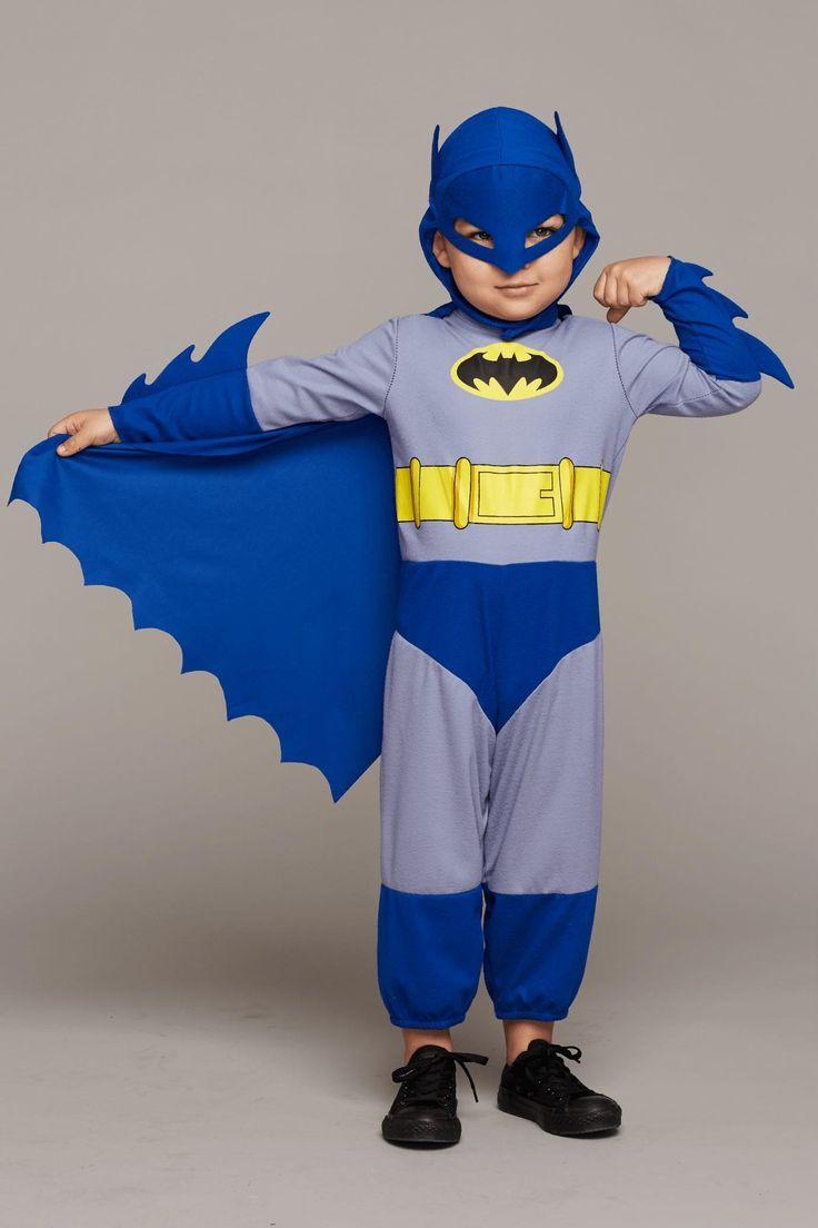 Batman Costume for Kids | Chasing Fireflies