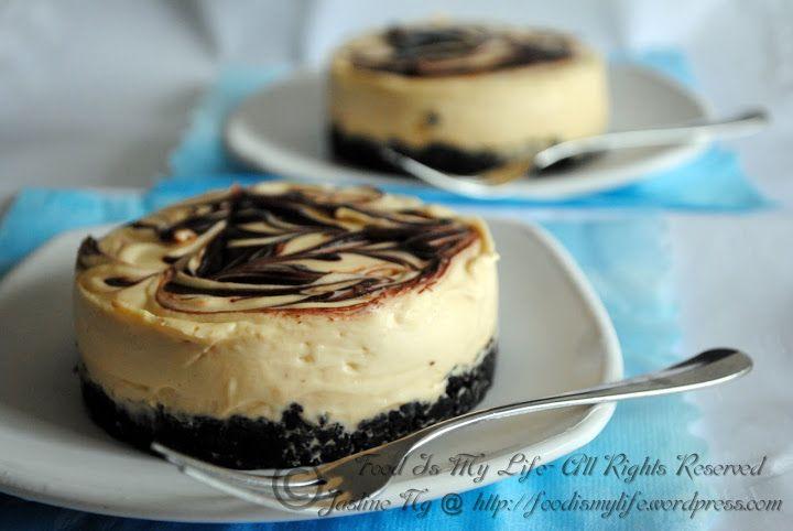 Non-Bake Bailey's Cheesecake