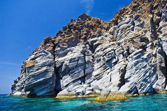 Nisyros - Rocks by the Sea. Take the opportunity to visit an unspoiled destination formed by volcanic eruptions.