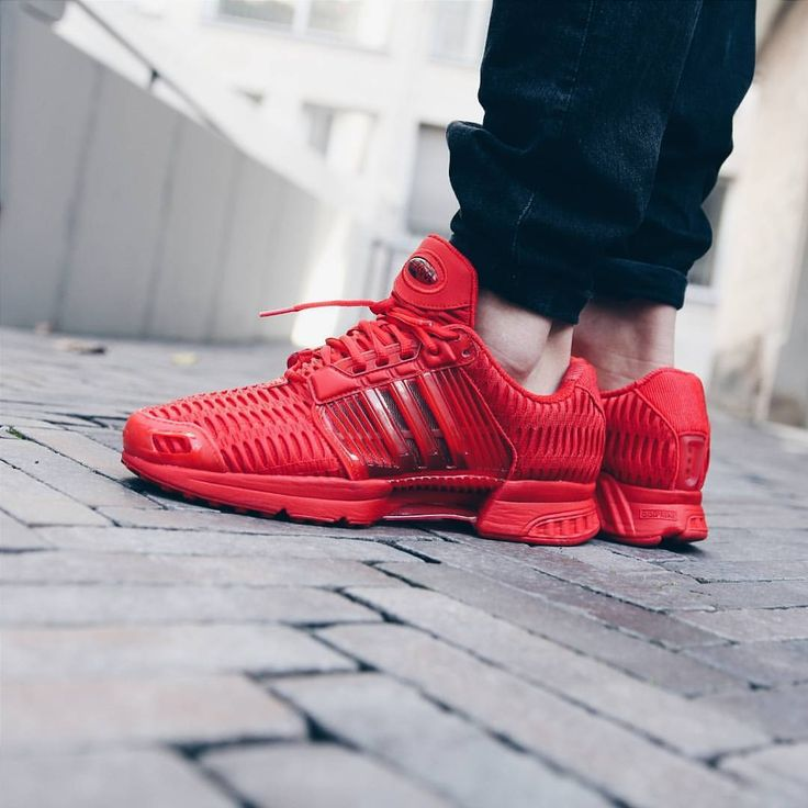 adidas Originals Climacool 1 'All Red' | Sneakers: adidas Climacool |  Pinterest | Adidas, Sneakers adidas and Trainers