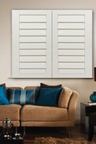 Shutters or roller blind? I prefer these!  www.whichblinds.com.au