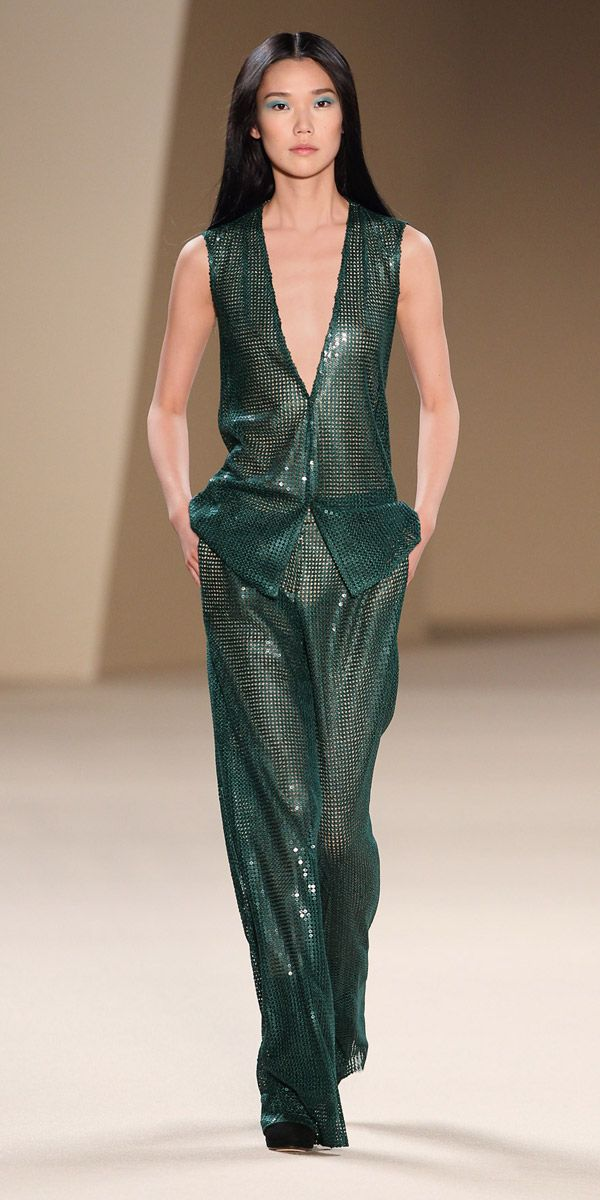 Runway | Luxury Fashion | Akris Dresses | Akris