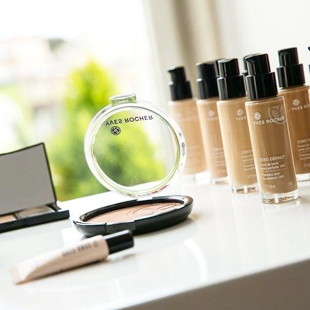 Make-up Fondotinta yves rocher