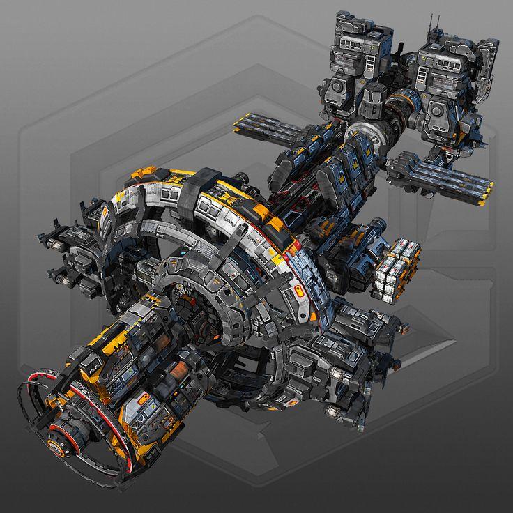 Human Engineer Turret Build