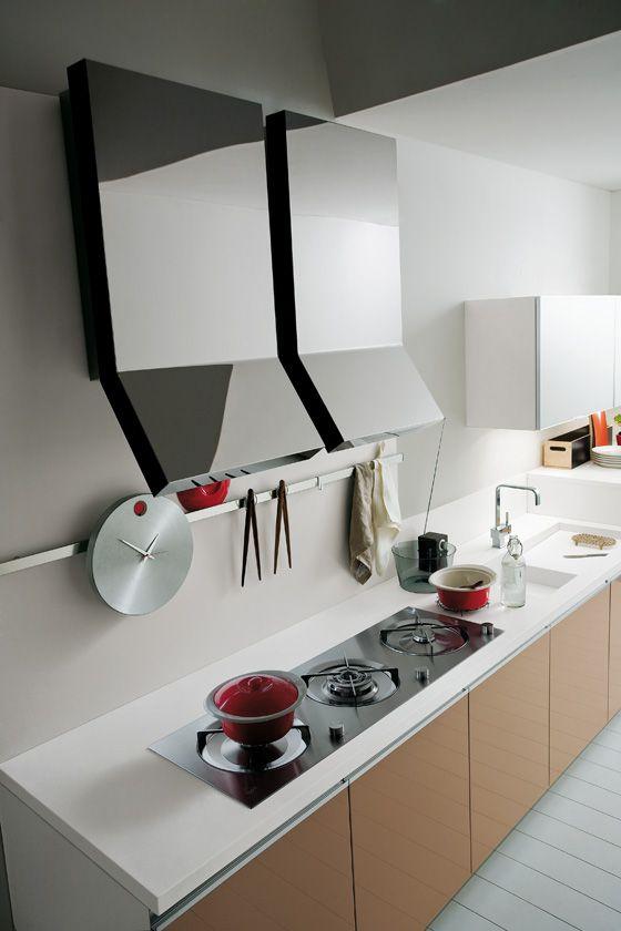 #cucina #cucine #kitchen #kitchens #modern #moderna #gicinque #sting www.gicinque.com/...