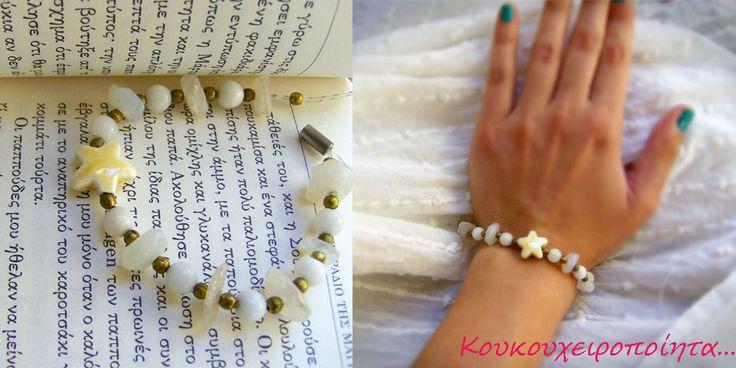 pastel beads & star
