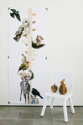 Tierisches Geschenk für laufende Meter