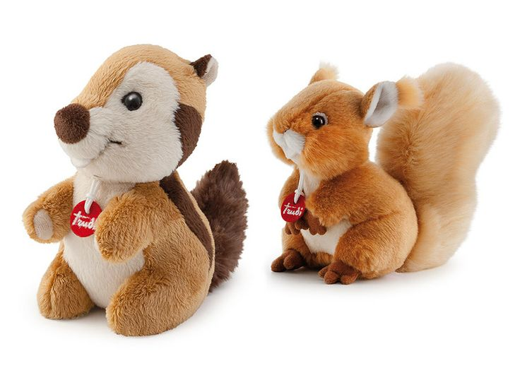 Trudi Collectable - Trudini Chipmunk/Squirrel