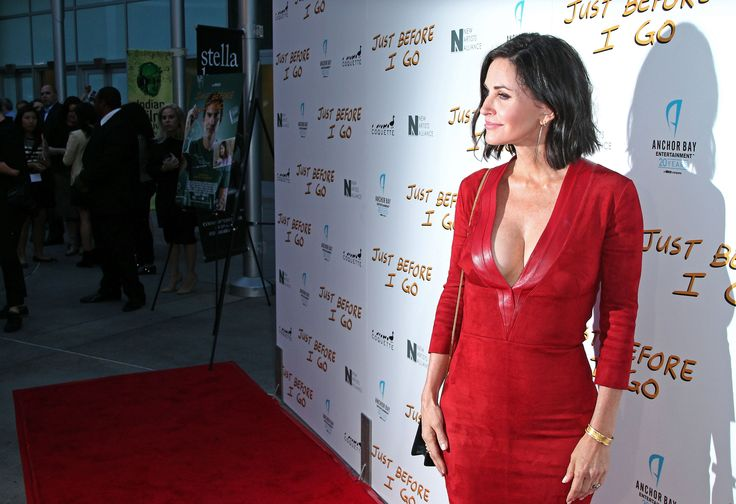 Courteney Cox Opens Up About Reversing Years of Cosmetic Surgery