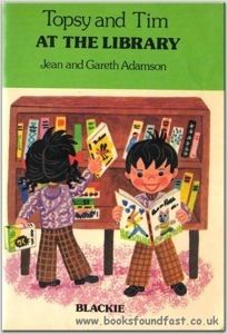 Topsy and Tim at the Library
