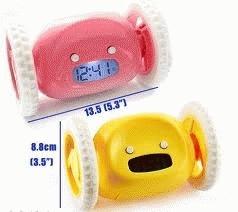 Jam Unik – Berlari Jika Alarm Bunyi  Harga Rp 91.500  Harga belum termasuk ongkos kirim  Details produk disni: http://tokoone.com/harga-jam-alarm-unik/?affid=3219